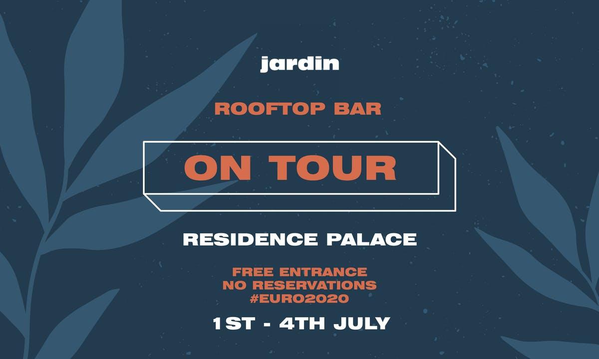 JARDIN ON TOUR #1 | SCHUMAN